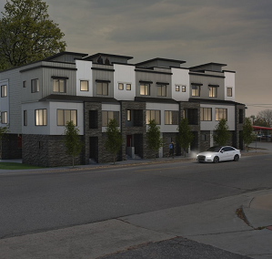 Peakview Townhomes